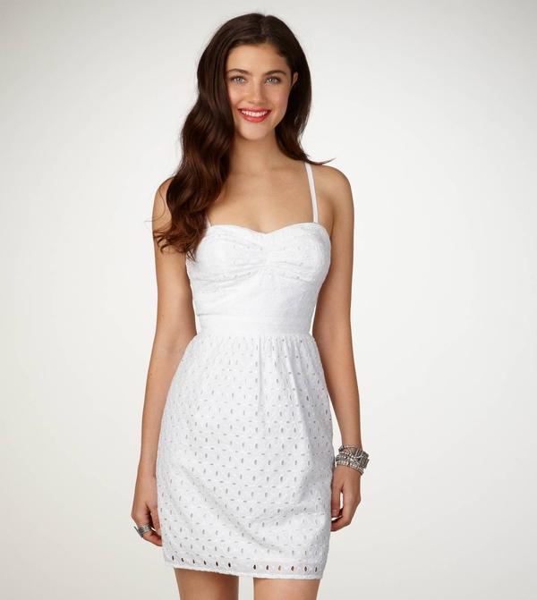 5 White Dresses for Summer  (1/4)