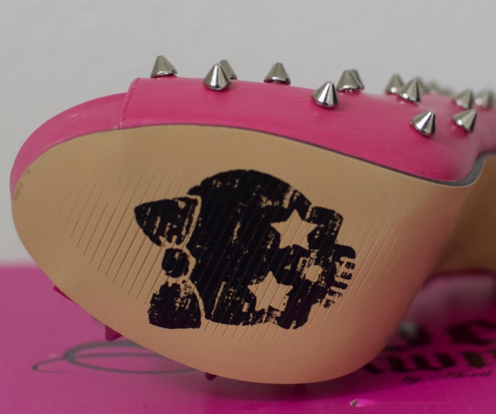 Review: Abbey Dawn's WTF Pink Platform Pumps (4/4)