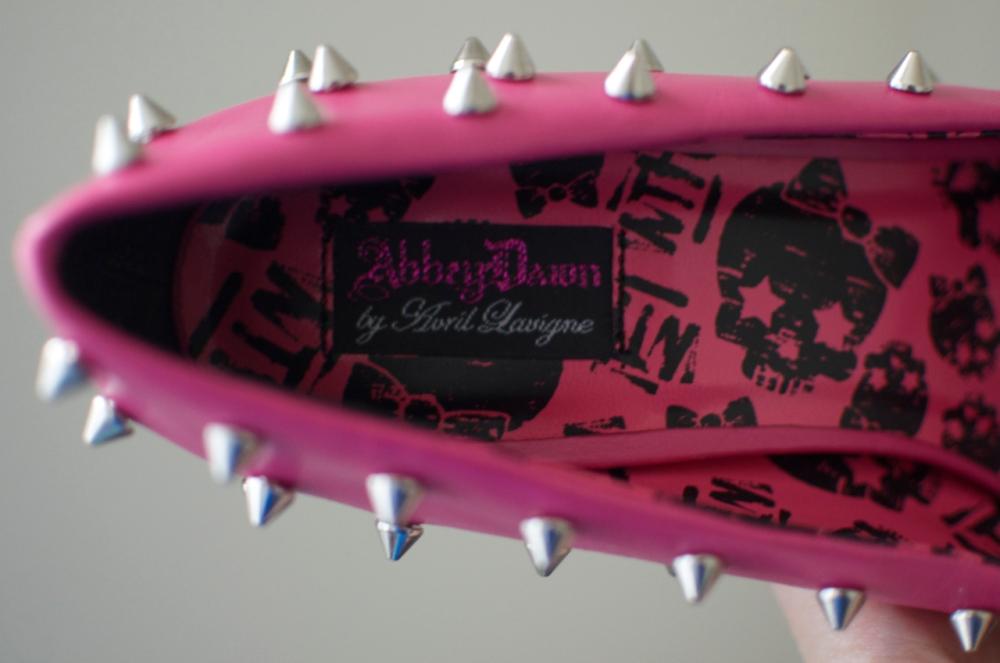 Review: Abbey Dawn's WTF Pink Platform Pumps (3/4)