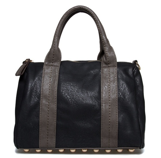 "ShoeDazzle ""Tampa"" Bag in black $42.95"