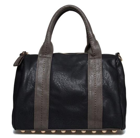 "ShoeDazzle ""Tampa"" Bag in black $42.95"