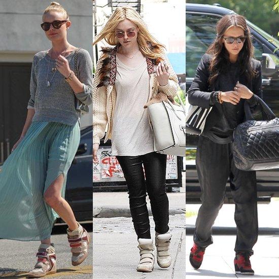 Celebrities wearing Isabel Marrant